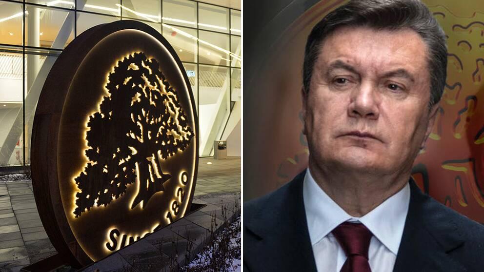 Swedbank användes i misstänkt mutaffär