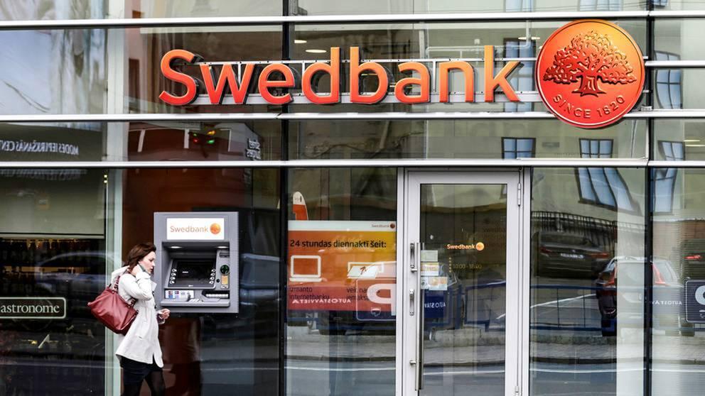 Swedbank utreds för insiderbrott