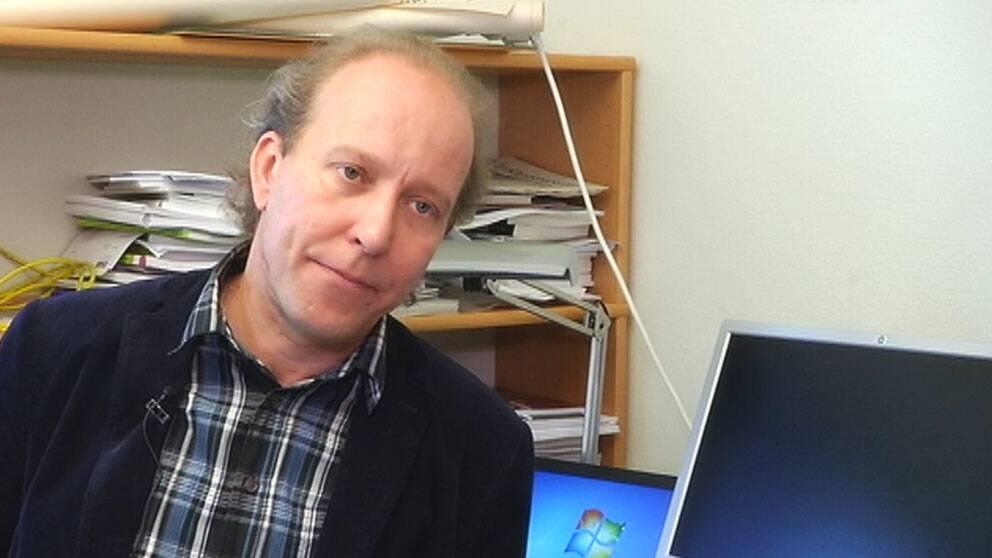 Mikael Klein, intressepolitisk chef på Handikappförbunden.