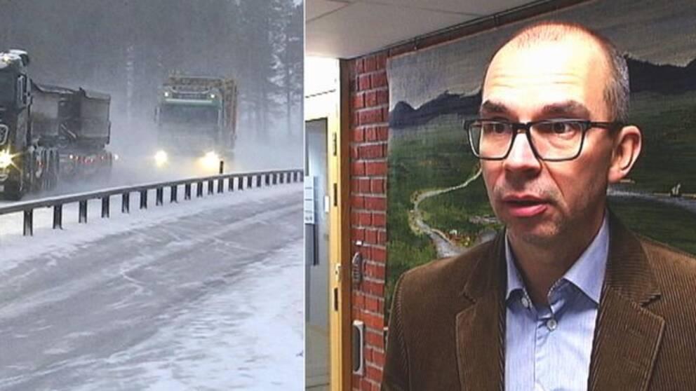 Niklas Nordström (S), kommunalråd i Luleå är en av de socialdemokratiska profiler som protesterar mot grön skatteväxling.