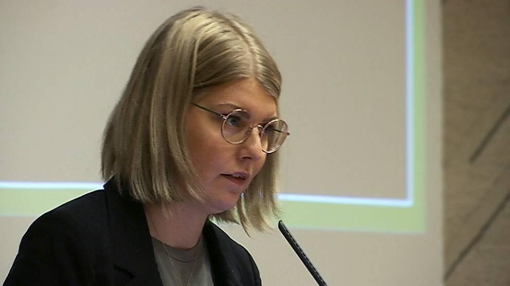 Lisa Tynnemark (S), ordförande i barn- och utbildningsnämnden i Sundsvall vill göra en översyn av hela skolorganisationen i kommunen