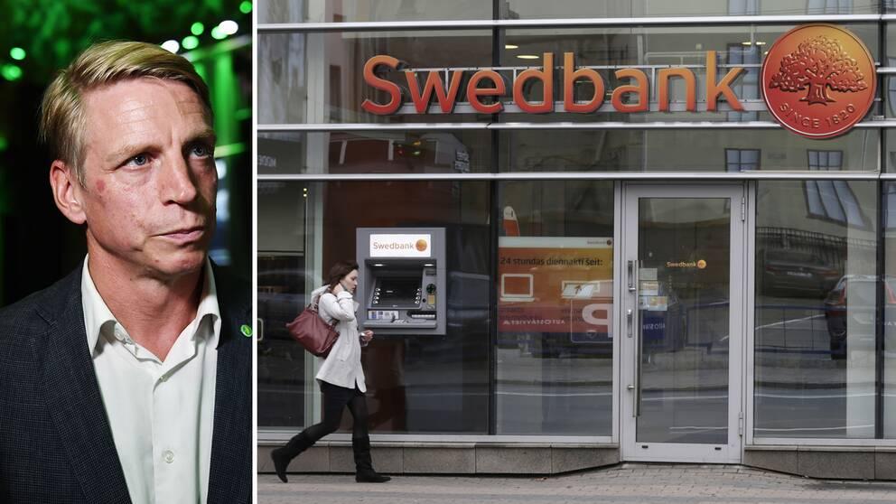 Finansmarknadsminister Per Bolund (MP) kommer inom kort att hålla ett möte med Finansinspektionens generaldirektör efter SVT Nyheter och Uppdrag Gransknings avslöjande om Swedbank