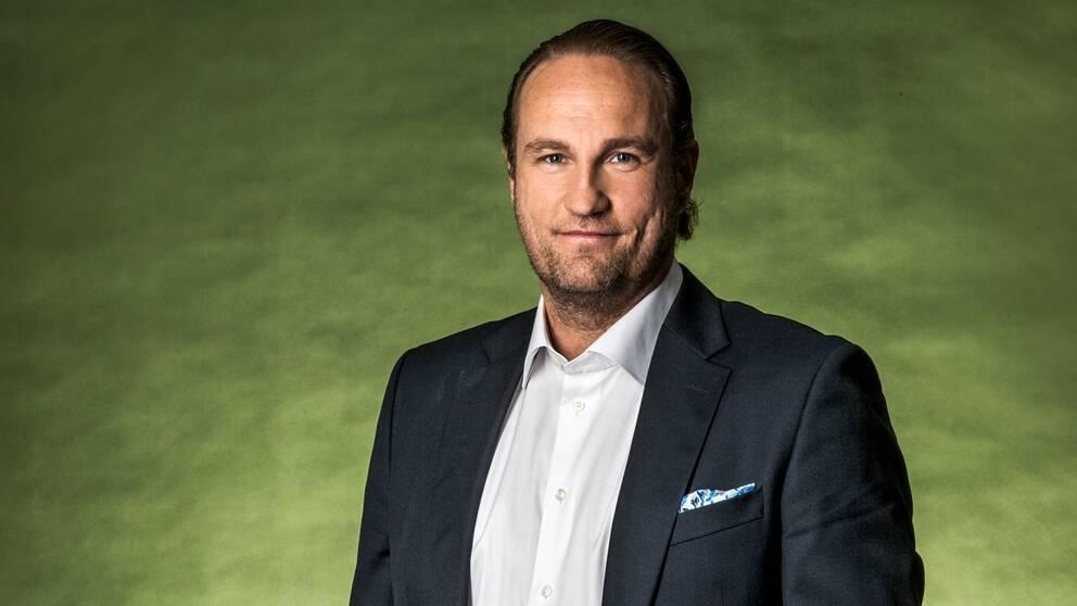Chris Härenstam laddar upp för JVM