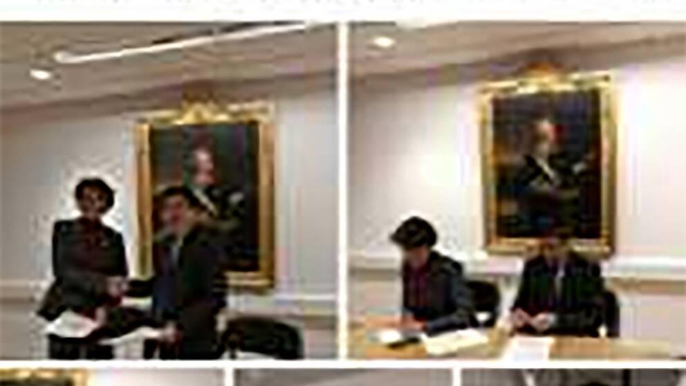 På Kevin Lius numera stängda Facebooksida ses han skriva på ett avtal med rektorn för Kungliga Musikhögskolan i november 2016.