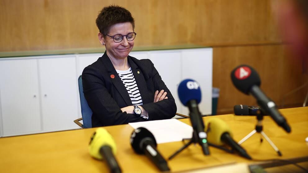 Uppdatera dig på alla turer kring Ann-Sofie Hermansson (S) här.