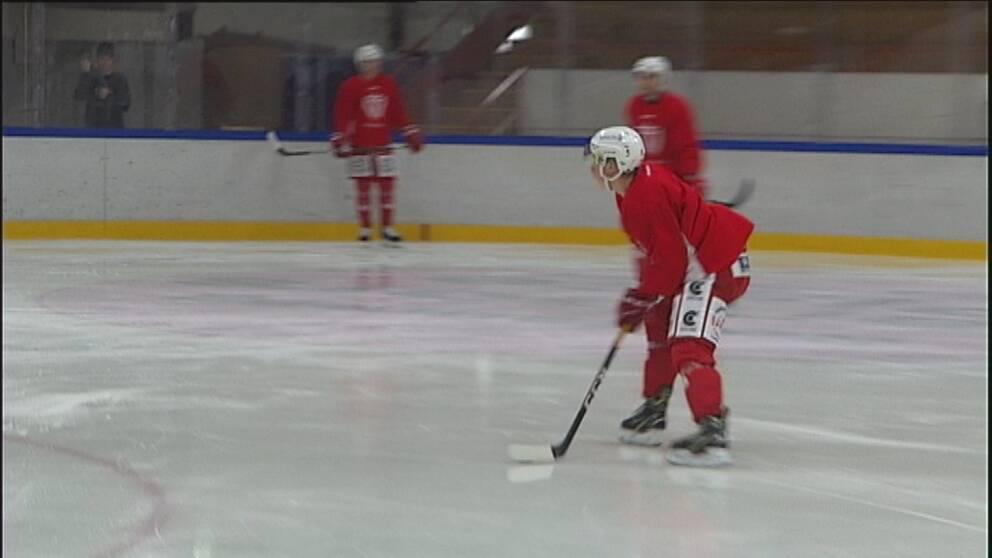 Forshaga IF, hockey, träning