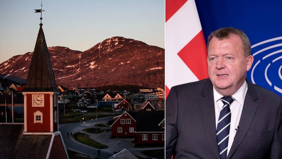 Danmarks statsminister Lars Lokke Rasmussen planerar att utreda bortförandena. Men han har inga planer på att be om ursäkt till de grönlänningarna.
