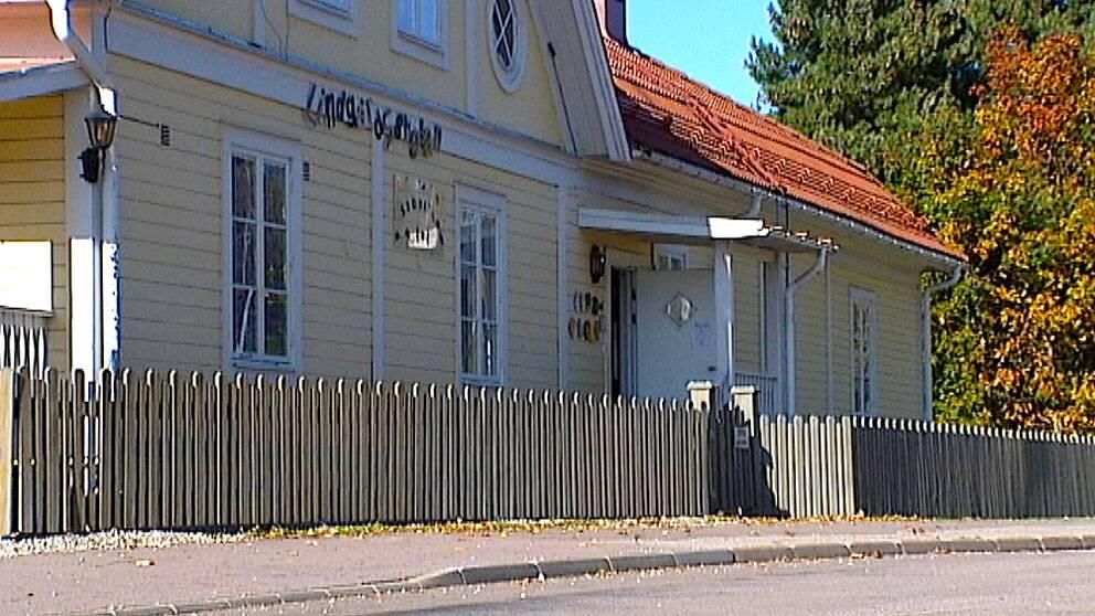 Lindgårdsskolan i Västervåla