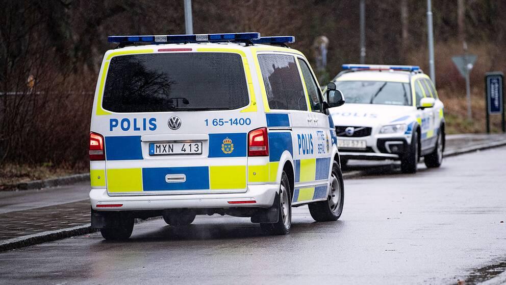 En kvinna blev överfallen i Beijers park i Malmö.