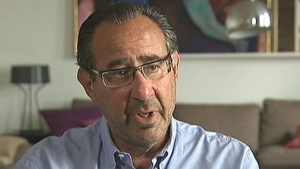 John Gradowski, prostatacancerpatient