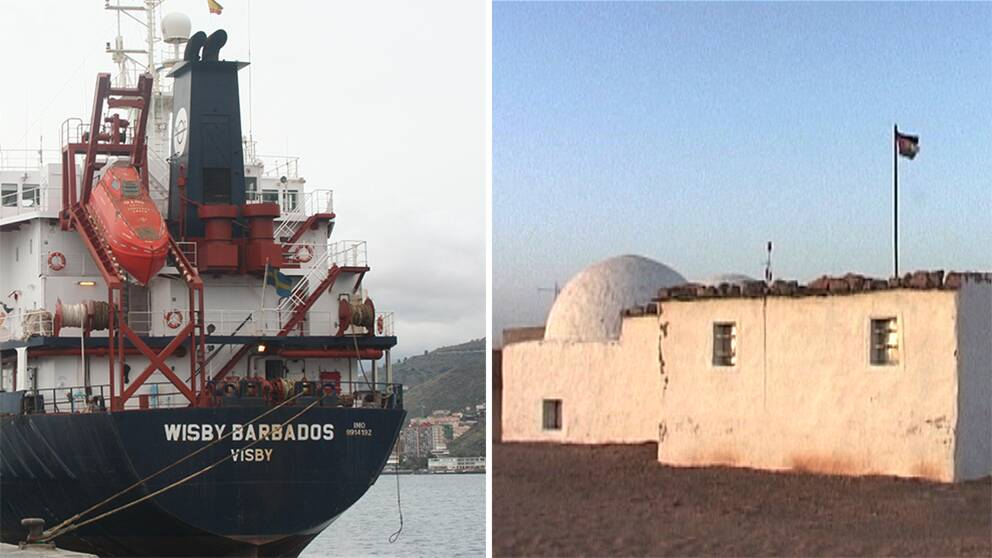 Rederiet Wisby Tankers AB kritiseras för att transportera stora mängder olja till det ockuperade Västsahara.