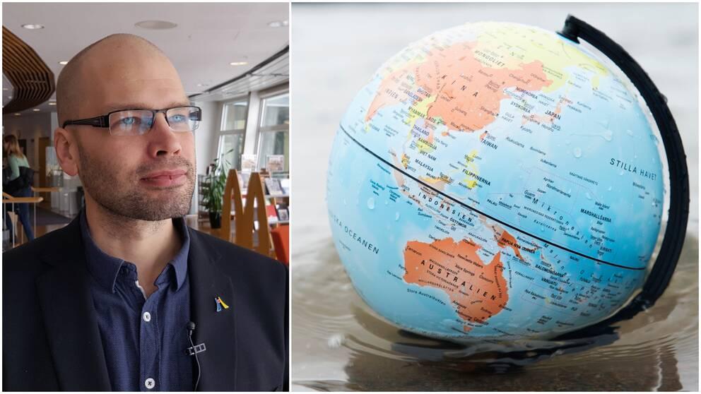 Miljöpsykologen Patrik Sörqvist