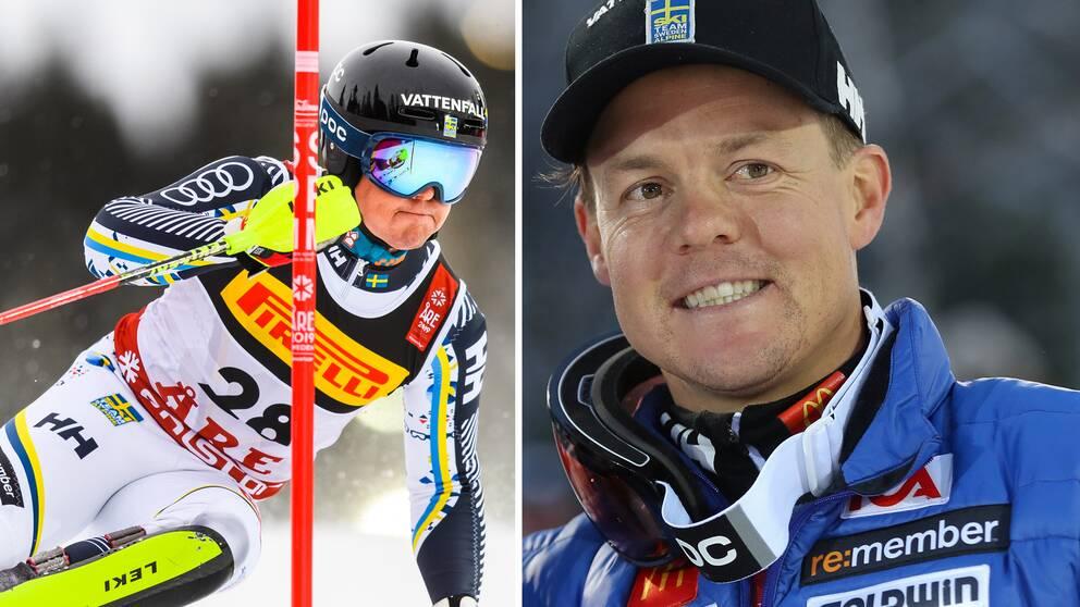 Mattias Hargin avslutar skidkarriären.