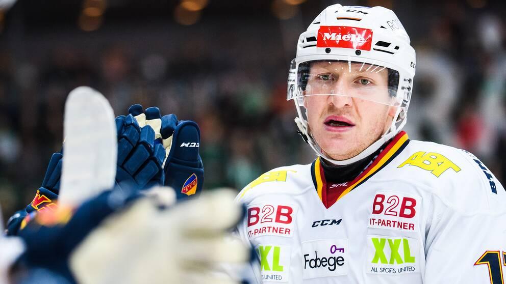 Djurgårdens Henrik Eriksson.