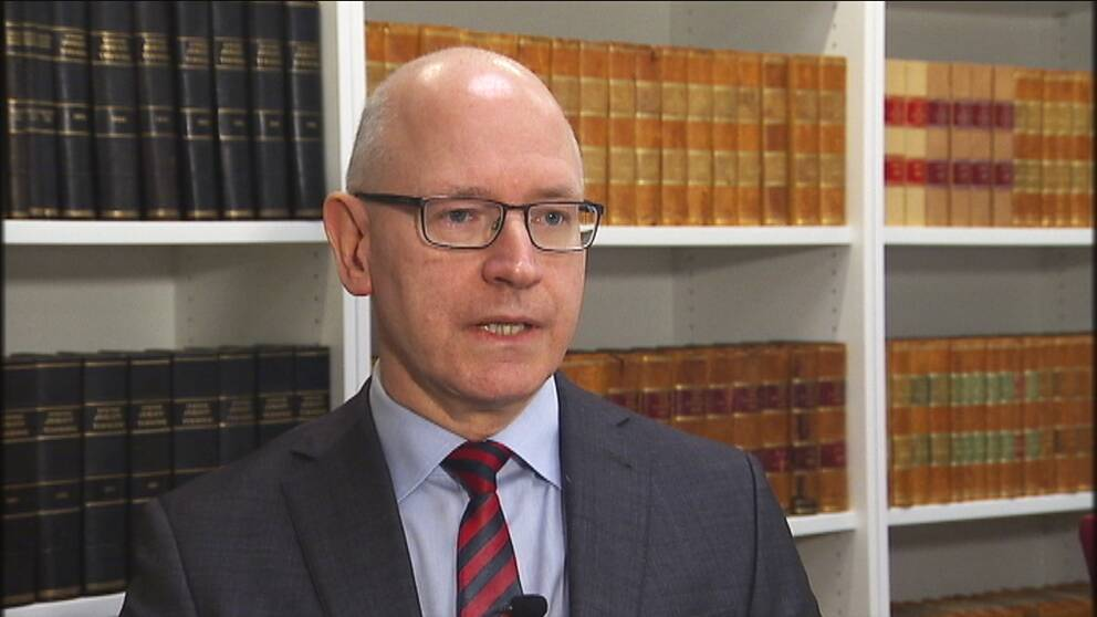 Stefan Wessberg är kammaråklagare i målet mot de båda männen som är misstänkta för det så kallade HA-mordet i Karlstad.