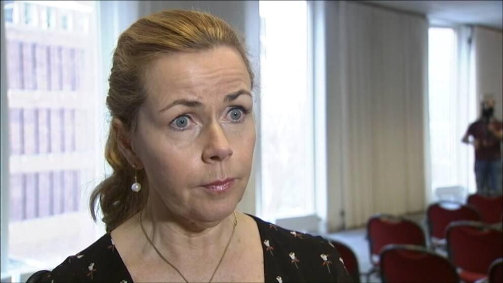 Cecilia Wikström (L)