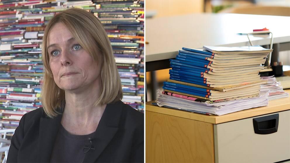 Libers vd, Anna Settman ser vinstnivån som en förutsättning att klara bolagets mål.