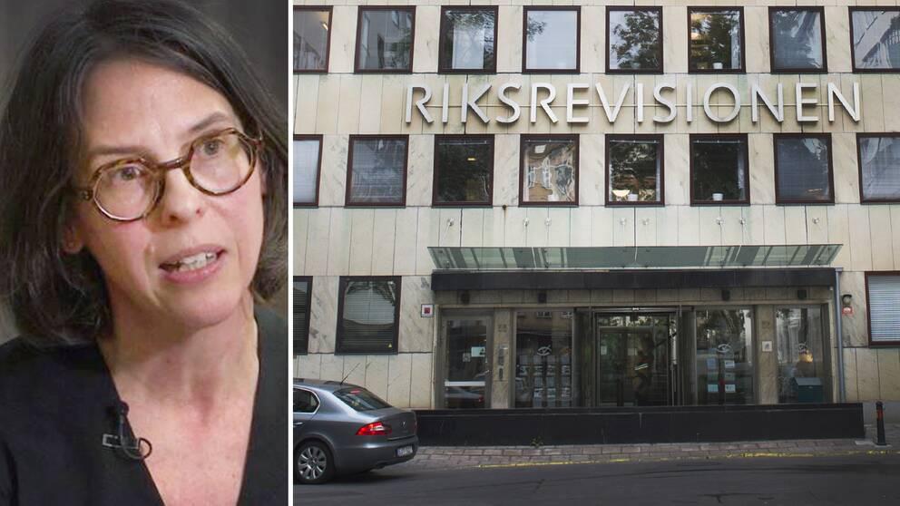 Marianne Danielsson, projektledare på Riksrevisionen