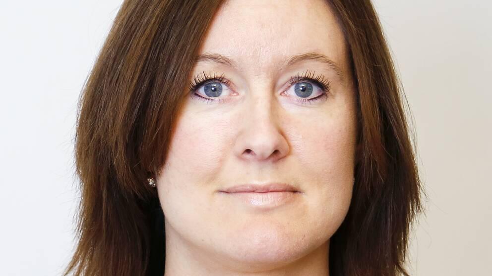 Sandra Lindström är omvärldsanalytiker inom rymdområdet på Totalförsvarets forskningsinstitut och anser att det finns militära kopplingar i Kinas rymdprogram.