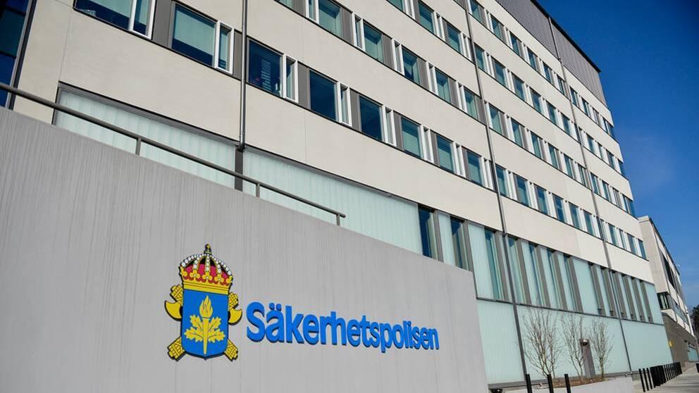 Säpo: bredare hotbild mot Sverige