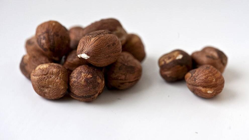 Hsselnötter
