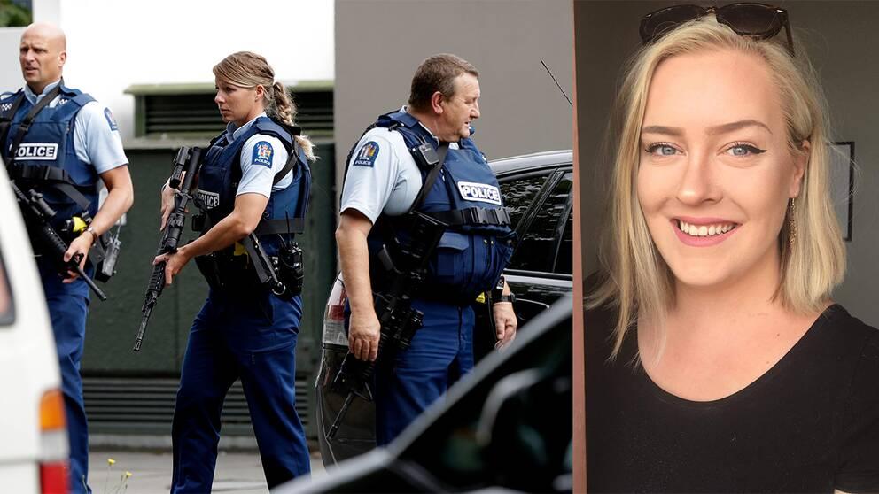 Alice Andersson Nya Zeeland