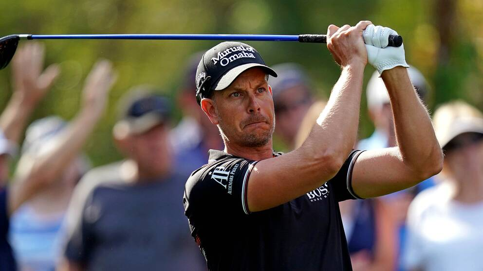 Henrik Stenson missade cutten i The Players Championship.