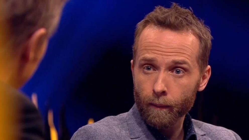 SVT:s tidigare Afrikakorrespondent Johan Ripås