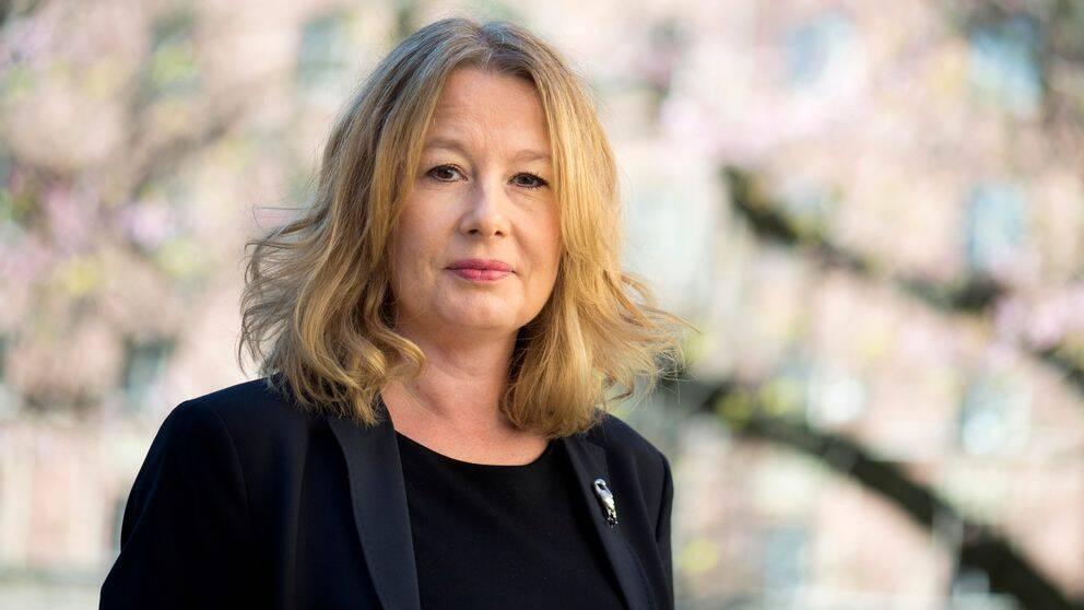 Åsa Linderborg lämnar tjänsten som kulturchef på Aftonbladet efter tio år.