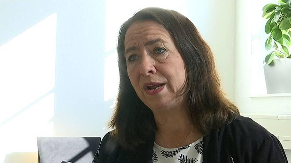 Ulrika Rosengren, utredare vid Skolinspektionen.