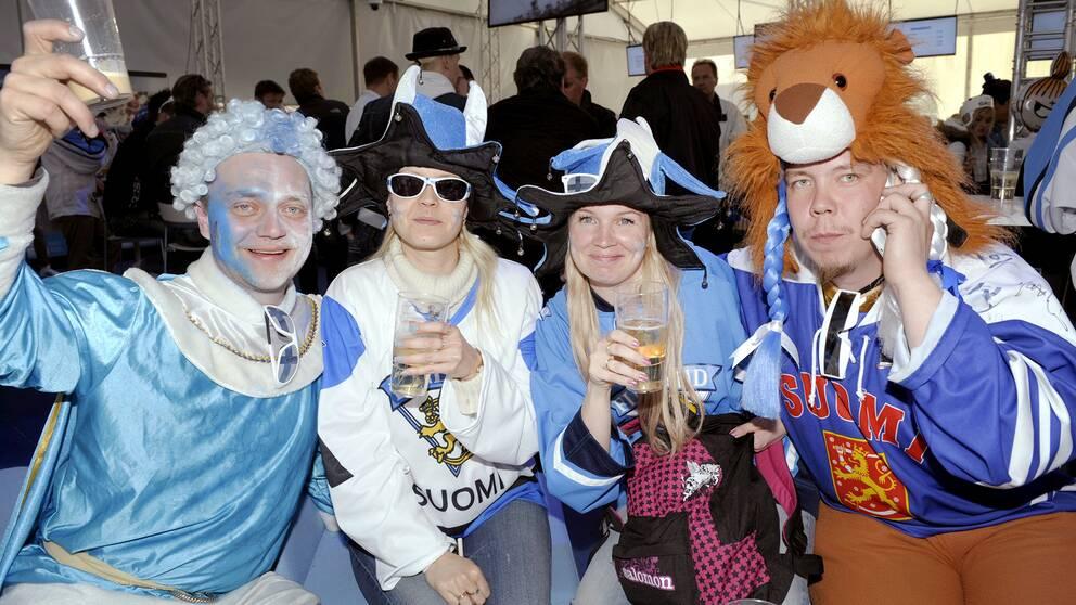 Världens lyckligaste – finländarna toppar listan