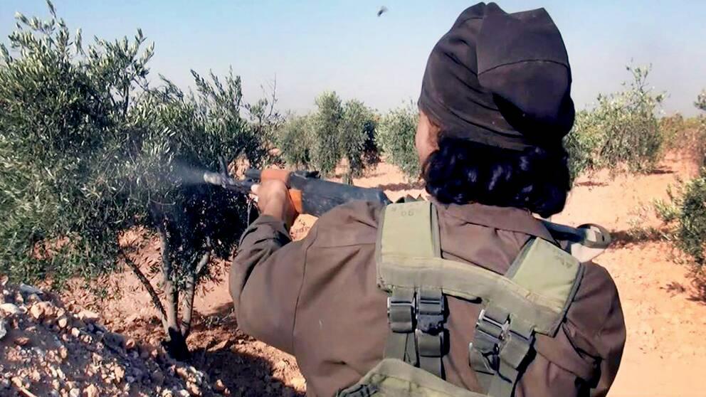 Våldsbejakande islamister, exempelvis sådana som anslutit sig till terrororganisationen Islamiska staten, tillhör de som berörs av den nya lagstiftningen – som du underkänns av lagrådet