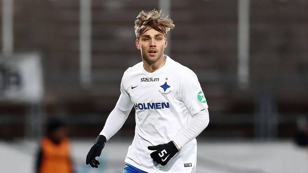 Den förre guldmakaren Christoffer Nyman är tilbaka i IFK Norrköping.