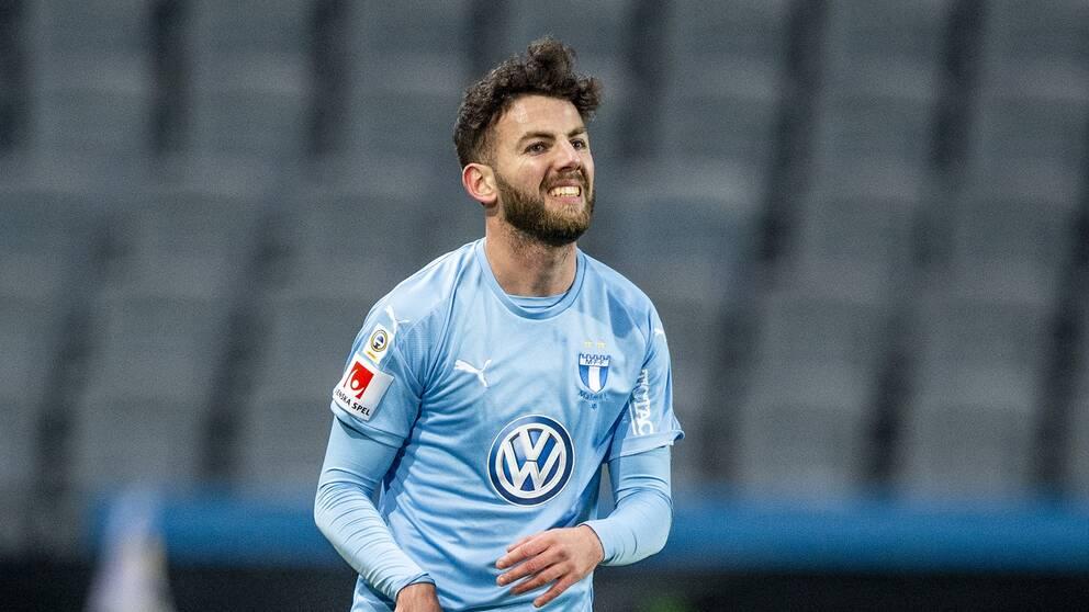 Erdal Rakip är klar för Malmö FF efter sitt utlandsäventyr.