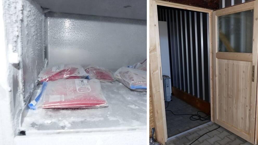 Under tillslaget mot Mark Schmidts garage hittade tysk polis vad man kallar en dopningscentral.