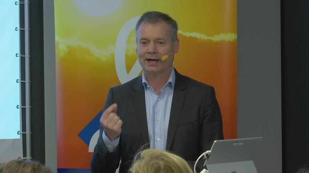 Utvärdering av Sveriges klimatpolitik presenteras av Johan Kuylenstierna, vice ordf Klimatpolitiska rådet.