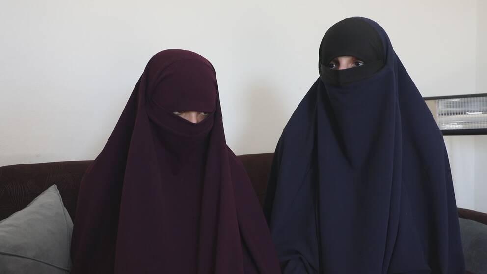 Korrespondenterna träffade några IS-svenskar
