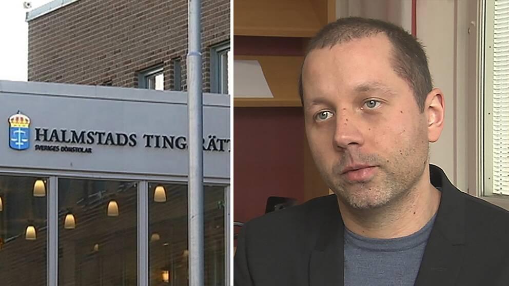 Sebastian Wejedal är lektor i processrätt vid juridiska institutionen på Göteborgs universitet.