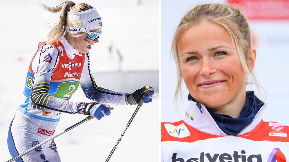 Frida Karlsson slog igenom med dunder och brak den här säsongen.