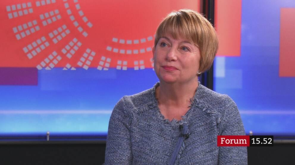 Författare Ann-Sofia Dahl intervjuas av Niklas Ekdal om sin senaste bok.