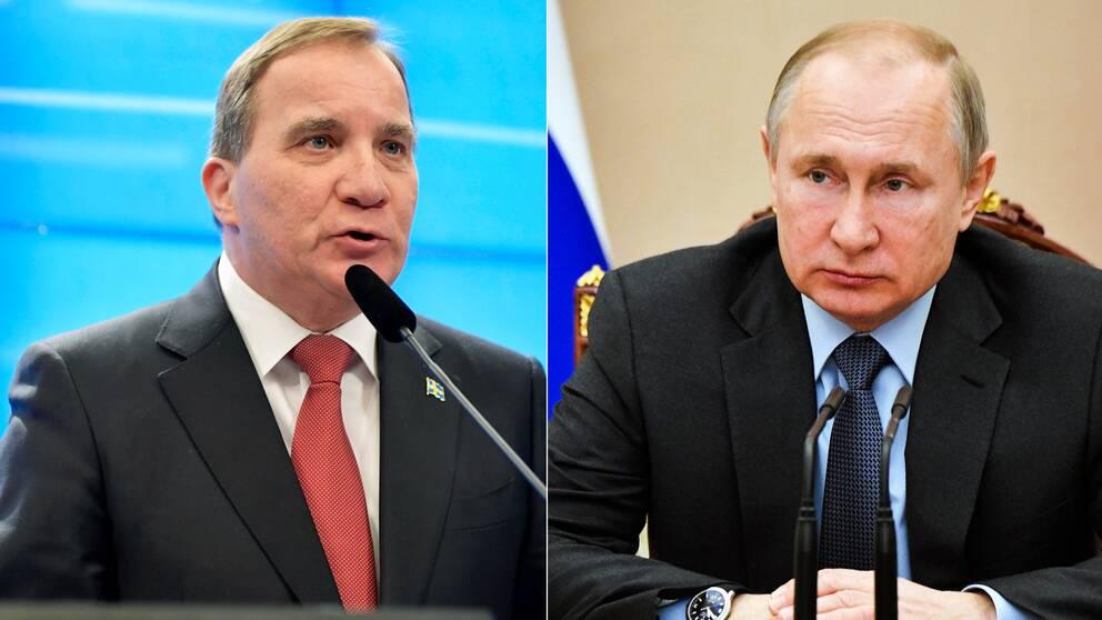 Statsmininster Stefan Löfven kommer att för första gången någonsin ha ett enskilt möte med Rysslands president Vladimir Putin.