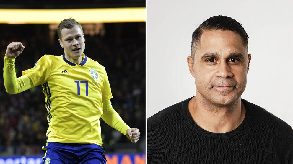 Viktor Claesson hyllas stort av SVT Sports expert Daniel Nannskog.