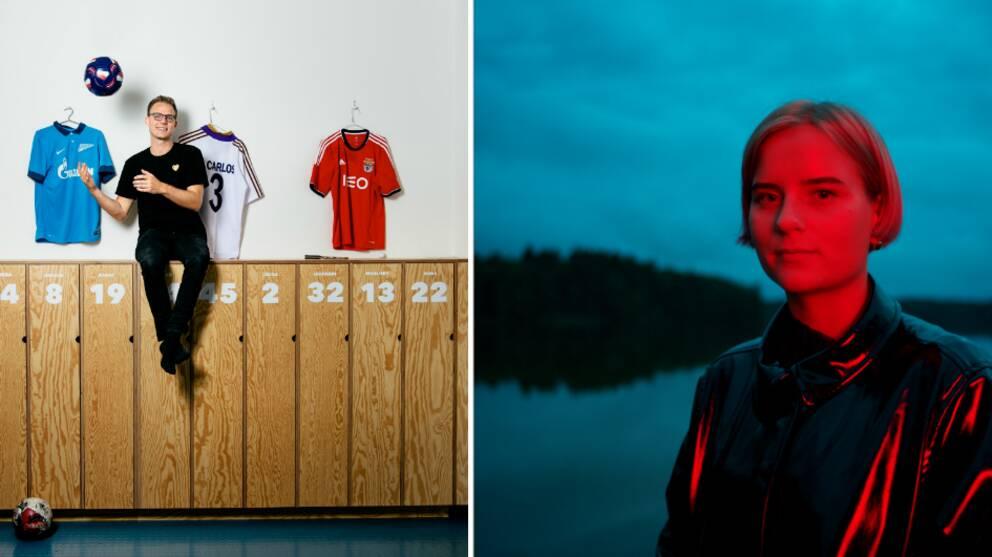På Forza Football är majoriteten av de anställda män. Desto större anledning att erbjuda en mensvänlig arbetsplats, tycker Patrik Arnesson, som genast nappade på Josefin Eklunds förslag.