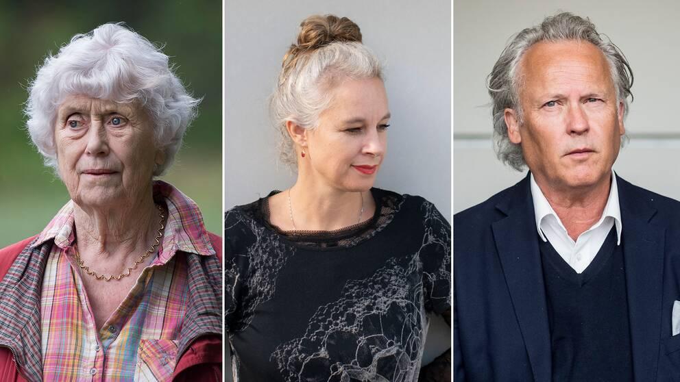 Kerstin Ekman, Sara Stridsberg och Klas Östergren är några av tunga litterära namn som lämnat Svenska Akademien för gott det senaste året.