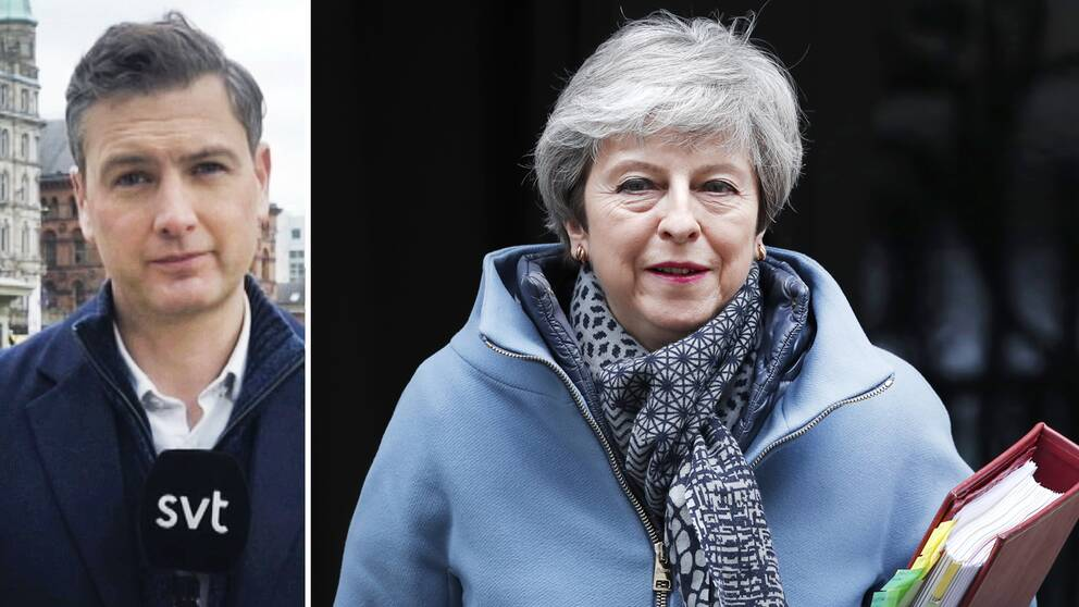 SVT:s Europakorrespondent konstaterar att Storbritanniens premiärminister Theresa May under fredagen åkte på ännu ett svidande nederlag i sin kamp för att nå ett utträdesavtal med EU