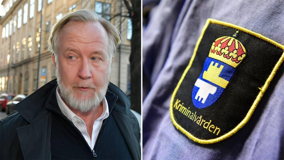 Det behövs fler kriminalvårdare, säger Liberalernas Johan Persson.