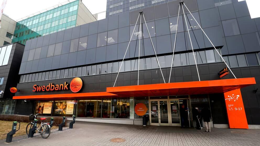 Swedbanks huvudkontor i Tallinn, Estland