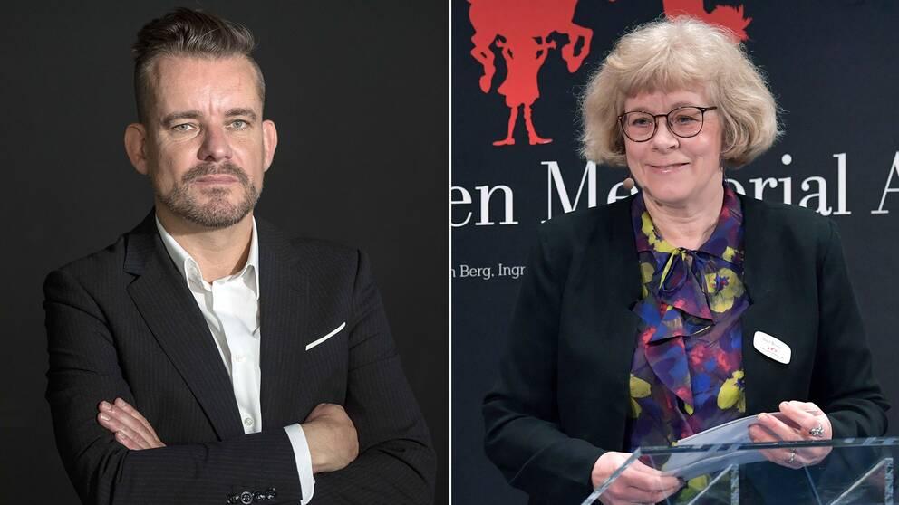 Den flamländske författaren Bart Moeyaer tilldelas Alma-priset 2019. Pristagaren tillkännagavs av Almajuryns ordförande Boel Westin under tisdagen.