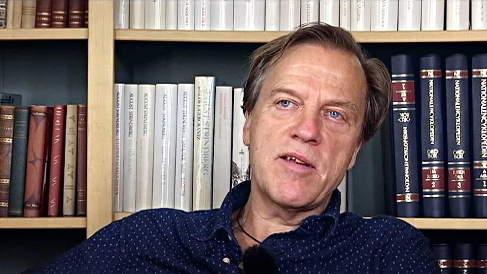 Jan Darpö, professor i miljörätt vid Uppsala Universitet.