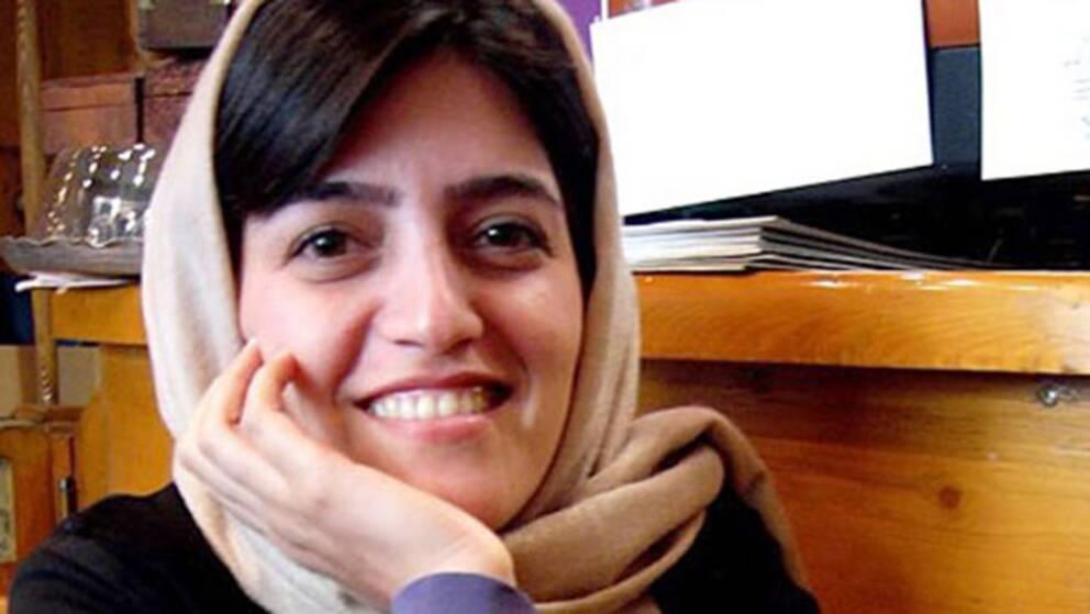 Marzieh Rasouli påbörjade sitt två år långa straff under tisdagen.